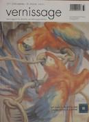 Vernissage-Kunstzeitschrift-Artikel