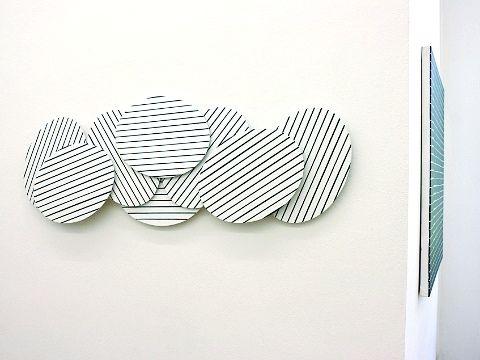 Ausstellungsansicht Christian Eder - Künstlerhaus Bregenz