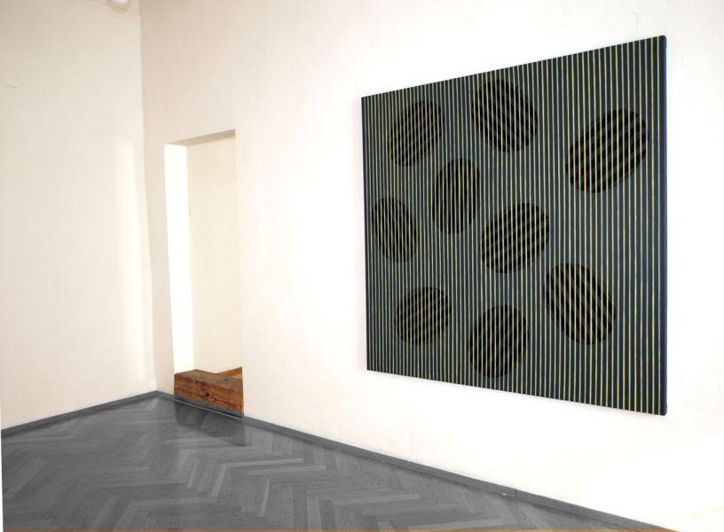 Ausstellung Vibrationen und Spaliere-Christian Eder-Kulturzentrum der Minoriten Graz-2008