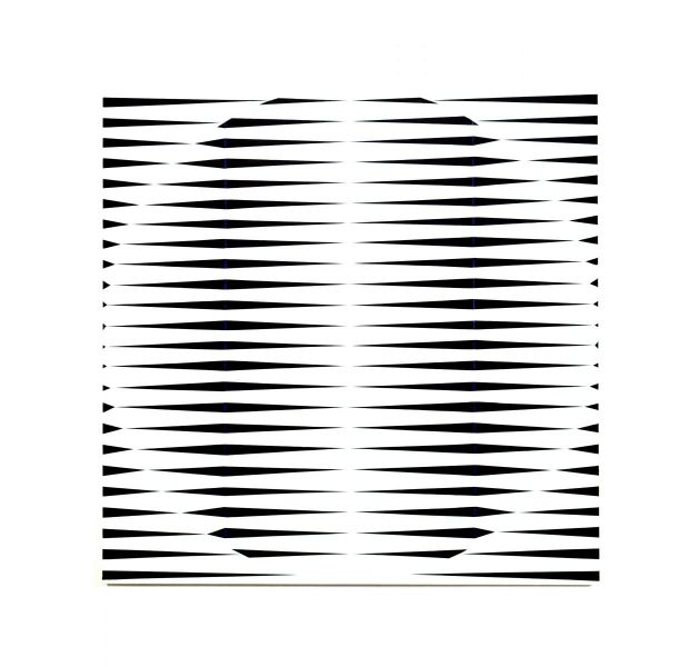 Circle-black and white-Eder-Vienna-Austria