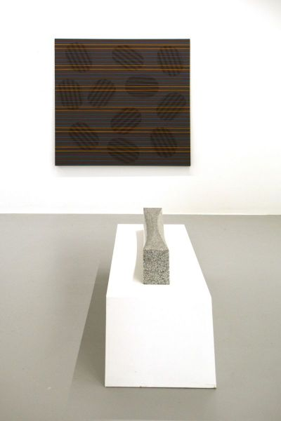 Ausstellungsansicht - Galerie Brunnhofer Linz