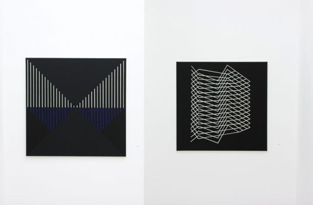 exhibition view-christian eder-galerie artmark
