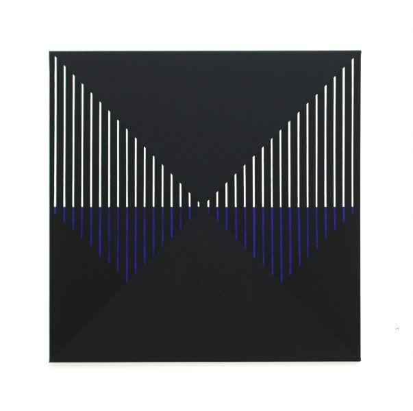 Fläche - Raum - Konstellation, art