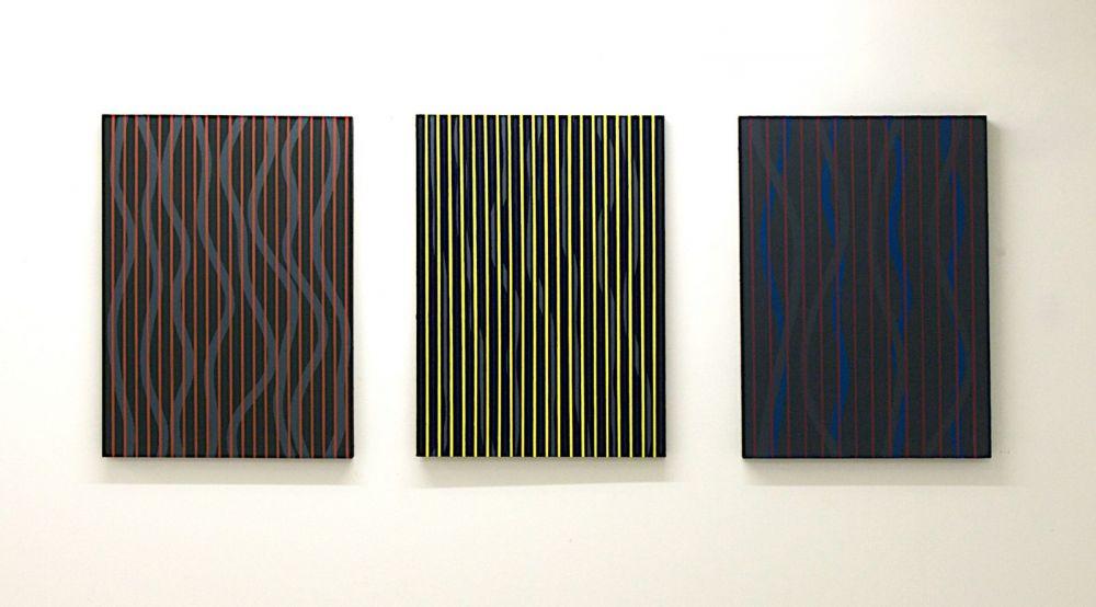 Bregenz-Ausstellungsansicht-Serie Strings