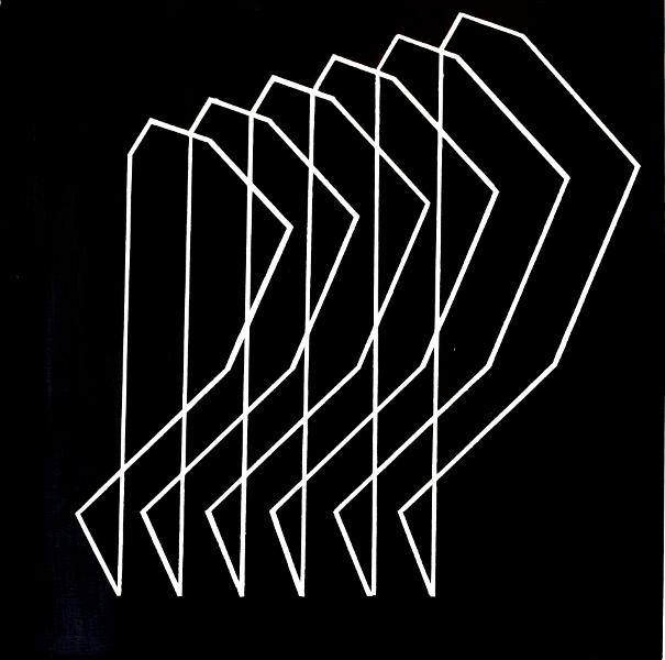 """Serie """"Lineaturen"""", art"""