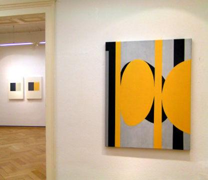 Feldkirch: Christian Eder - Ausstellungsansicht