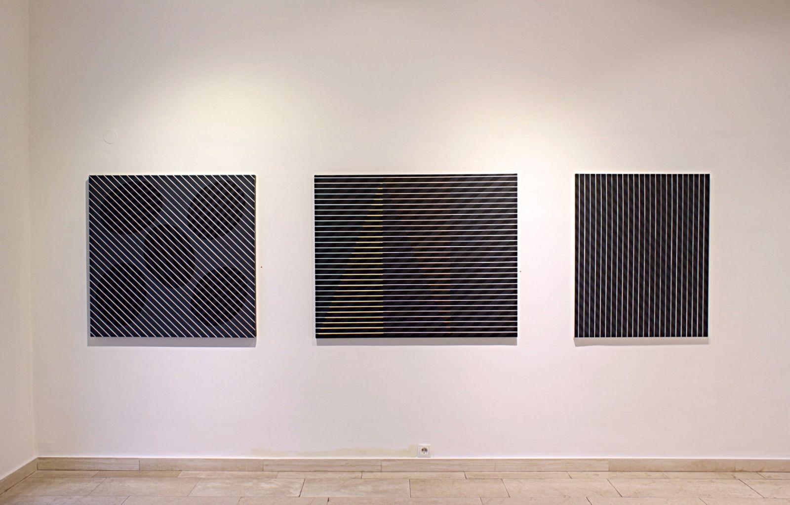Ausstellungsansicht, Galerie Leonhard, Graz, Austria