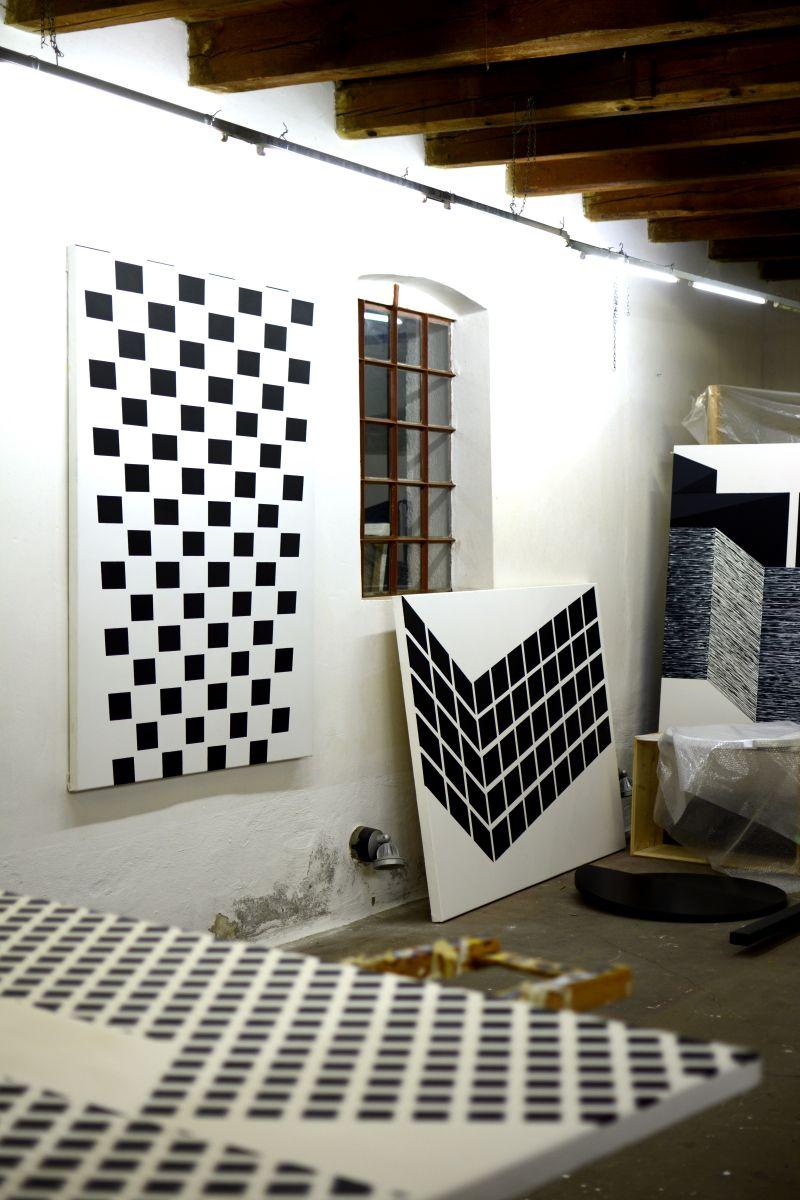 Atelier Christian Eder, Illmitz, Austria