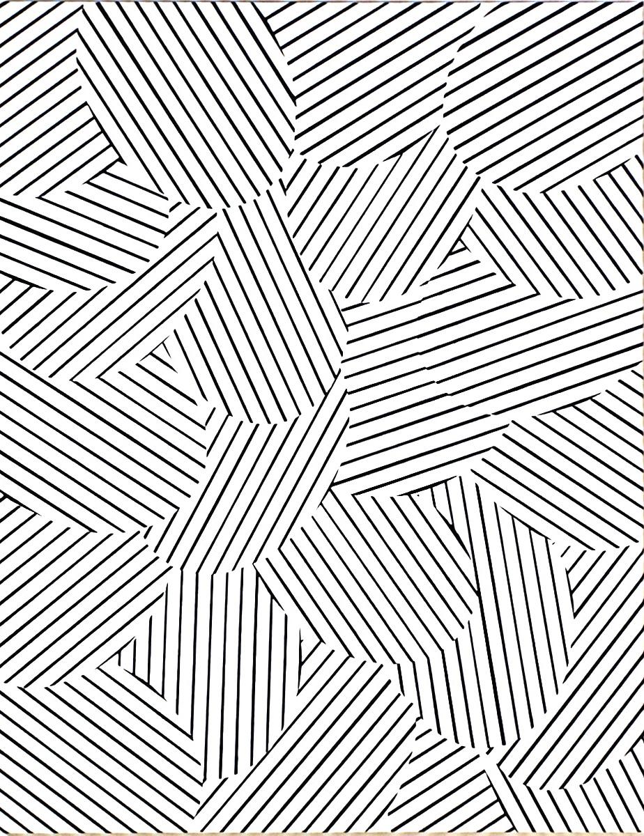 Christian Eder - Schichtung, 2019#Acryl auf Leinwand#160 x 120 cm