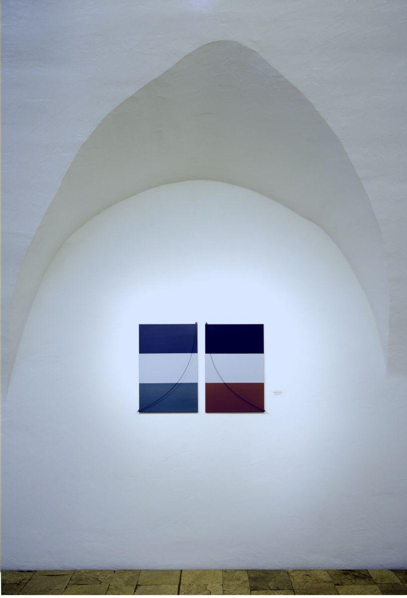 Ausstellung Christian Eder-parallele ordnungen-stadtmuseum bruneck