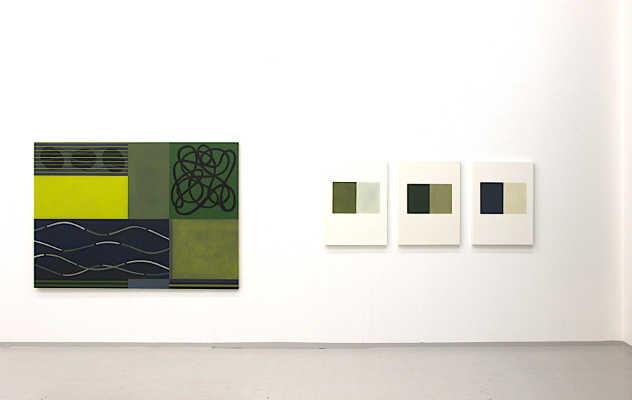 Formationen, Duale Farbsysteme, Galerieansicht
