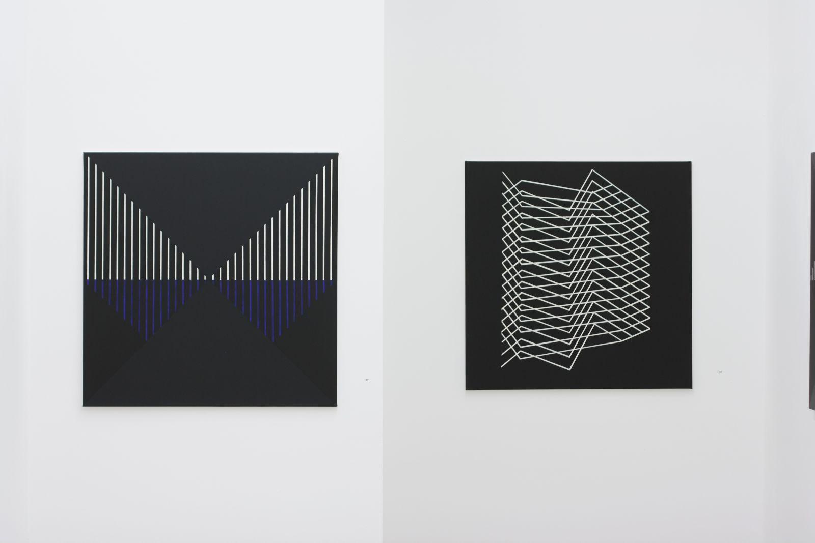 Ausstellungsansicht, art