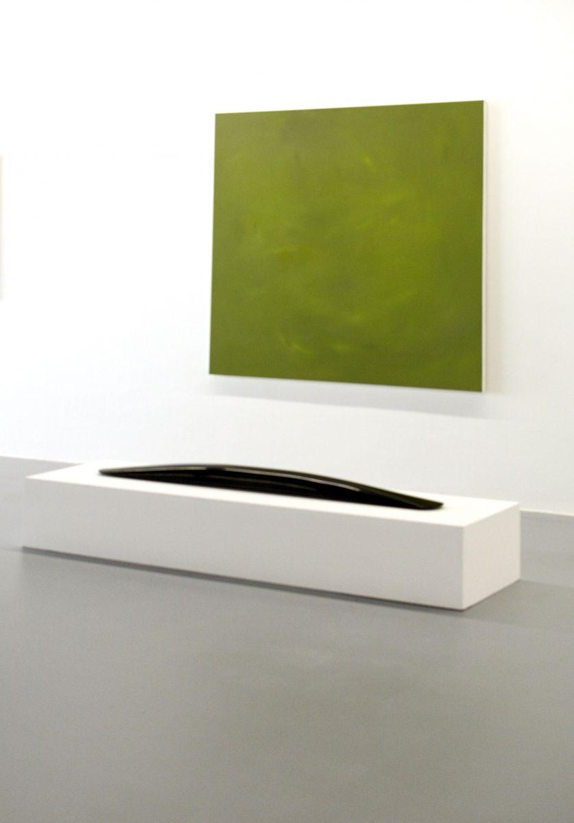 Abstraktion-Ausstellungsansicht-Eder-Paszkiewicz-Galerie Brunnhofer
