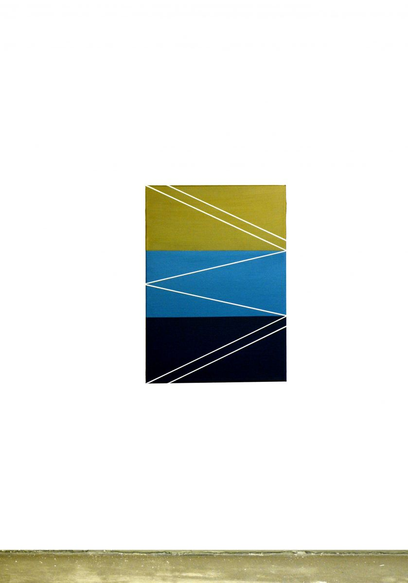 christian eder-painting-stadtmuseum bruneck-2018, Abstraktion im Dialog