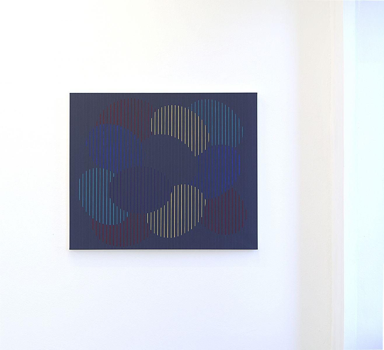 Bregenz-Ausstellung Christian Eder-Palais Thurn & Taxis-Ovalformation