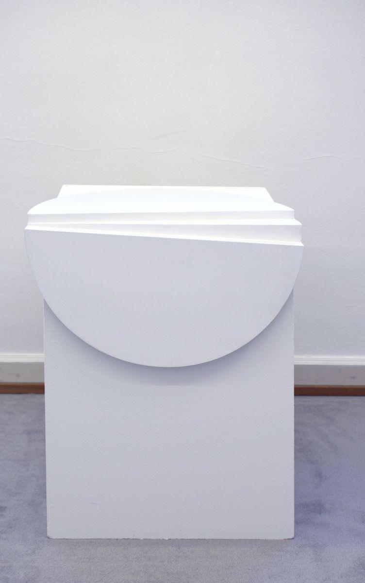 Christian Eder-Kreissegmente-Ausstellung Künstlerhaus Bregenz