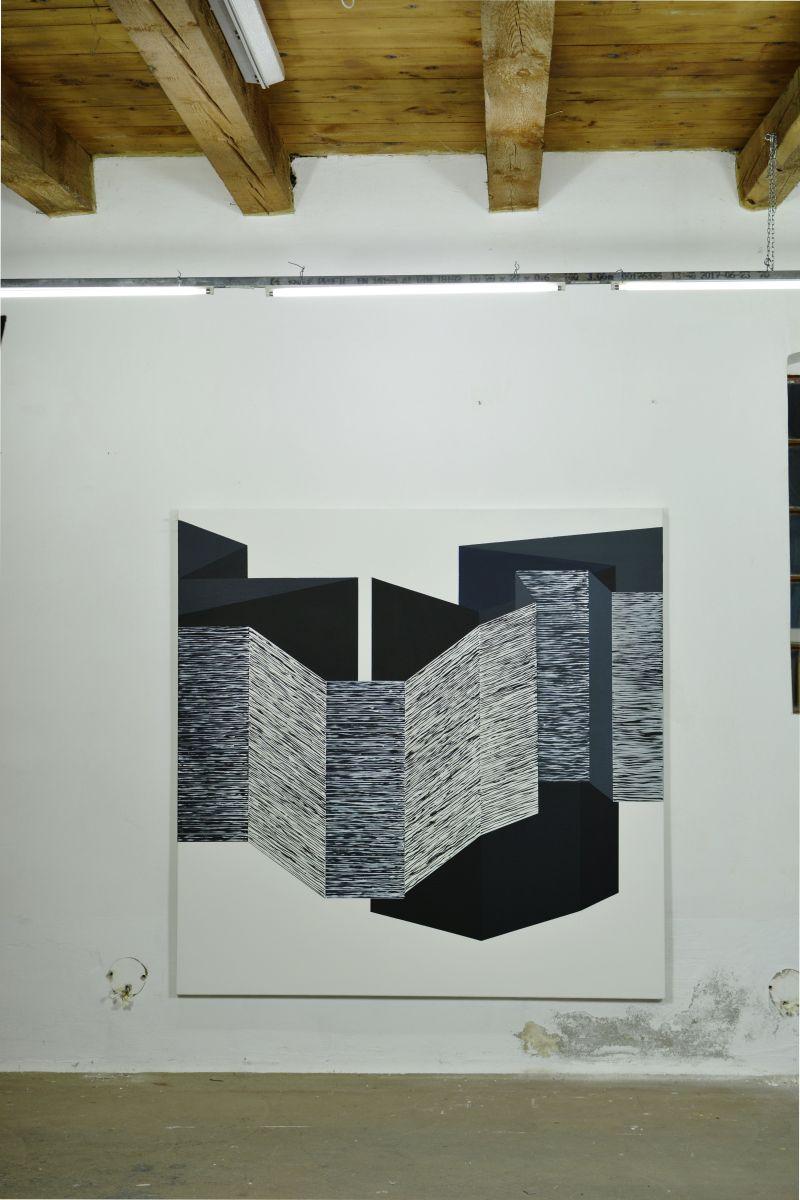 Linien- Flächen- Konstellation, Christian Eder - zweitausendzwanzig
